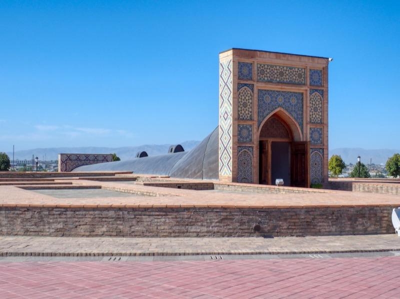 Üzbegisztán   5. Ulugh Beg csillagvizsgáló - OTP Travel Utazási Iroda