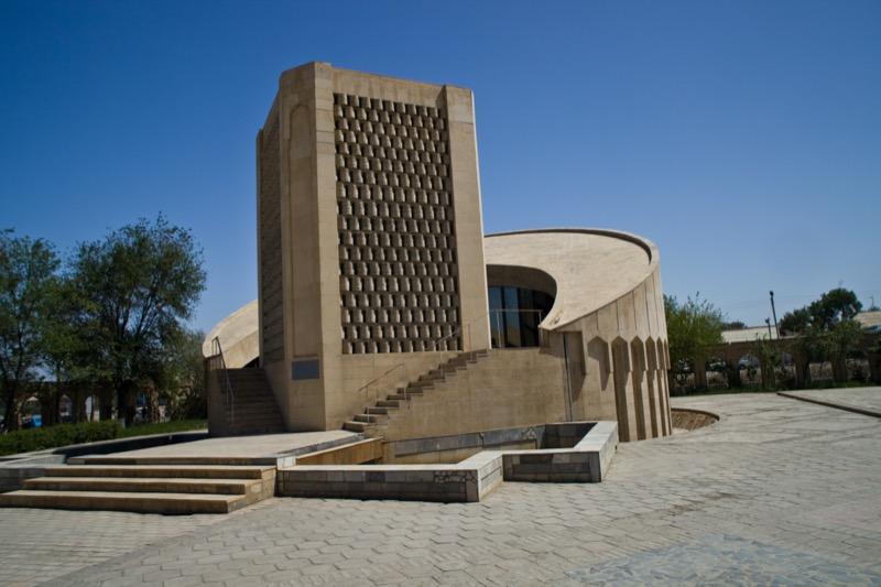 Üzbegisztán   10. Imam Bukhari mauzóleum - OTP Travel Utazási Iroda