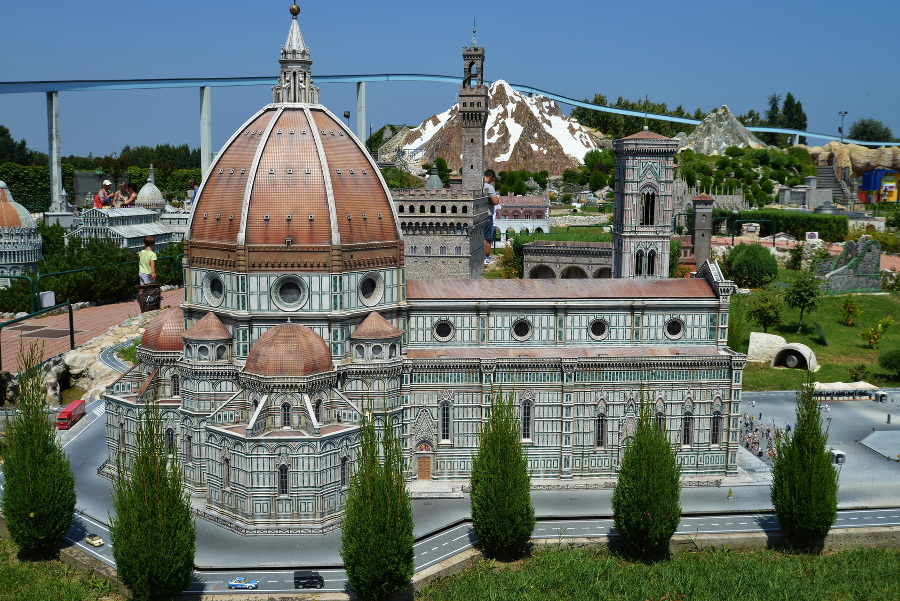 Vagány Vakáció Italia in Miniatura - OTP TRAVEL utazási iroda