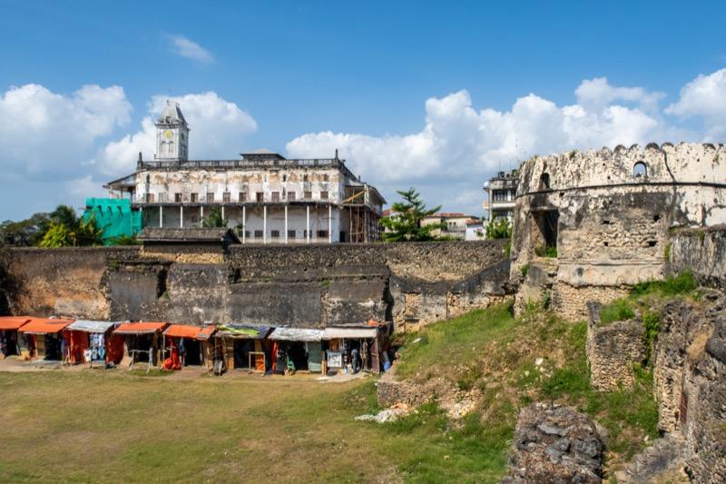 Tanzánia | Zanzibár | Old Fort - OTP Travel Utazási Iroda