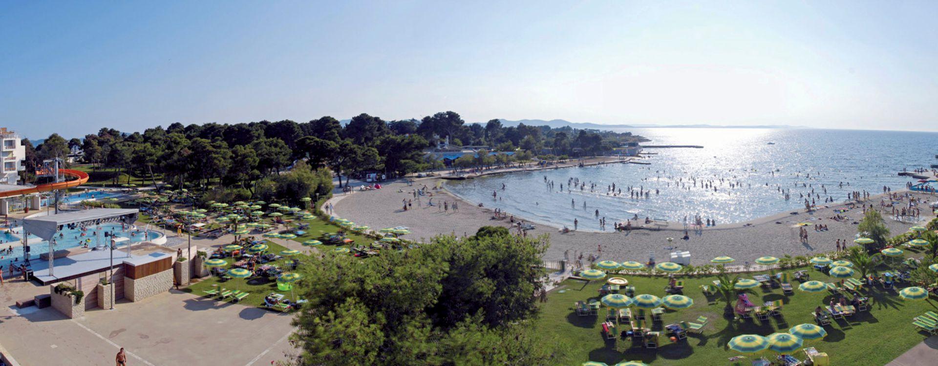 Hotel Funimation Borik, Zadar, Horvátország - OTP Travel utazási iroda
