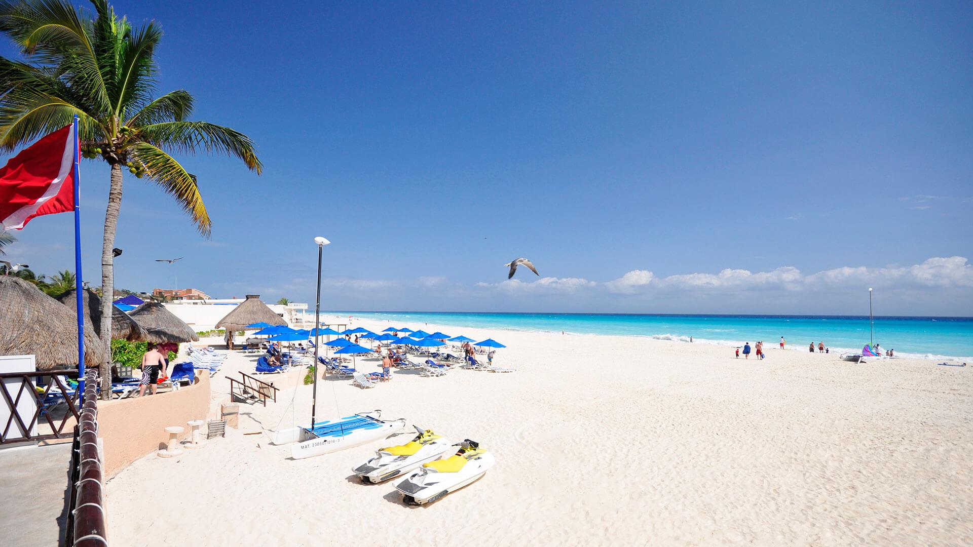 The Reef Playacar, Cancún, Mexikó - OTP Travel utazási iroda