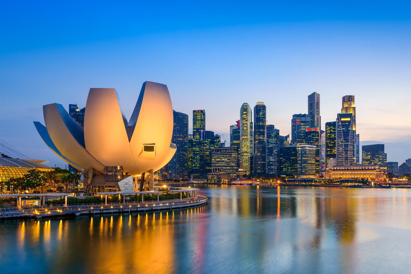 Szingapúr utazás - OTP TRAVEL utazási iroda