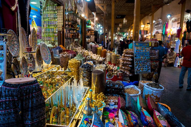 Dubai | Deira souk - OTP Travel Utazási Iroda