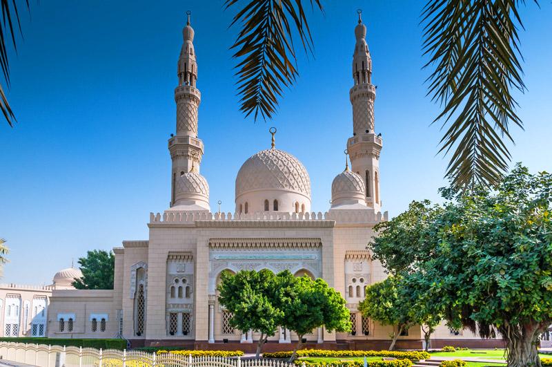 Dubai | Jumeirah mecset - OTP Travel Utazási Iroda