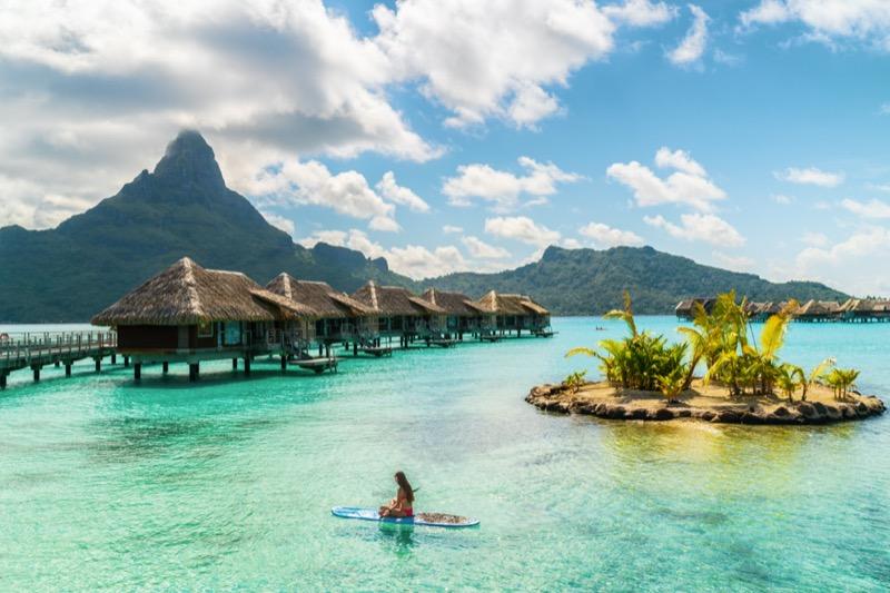 Francia Polinézia | Bora Bora bungallók - OTP Travel Utazási Iroda