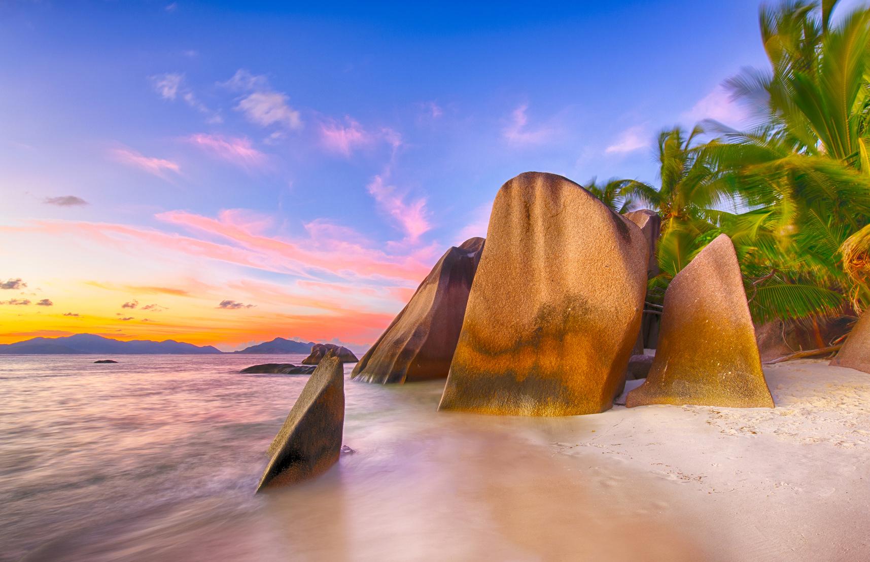 Legszebb partok 2019 - Anse Source d'Argent, Seychelles