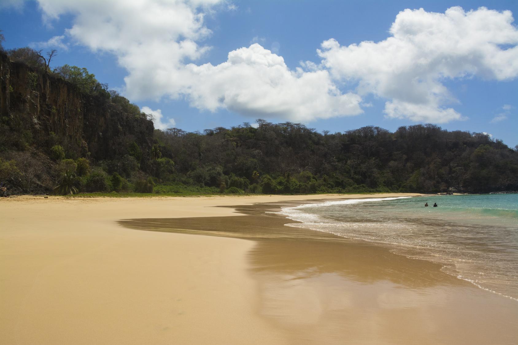 Legszebb strandok 2019 - Baia do Sancho, Brazília