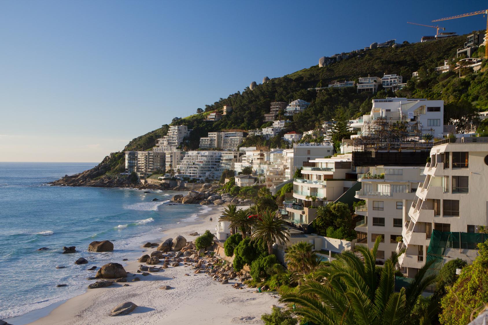 Legszebb partok a világ körül - Clifton Beach, Dél-Afrika