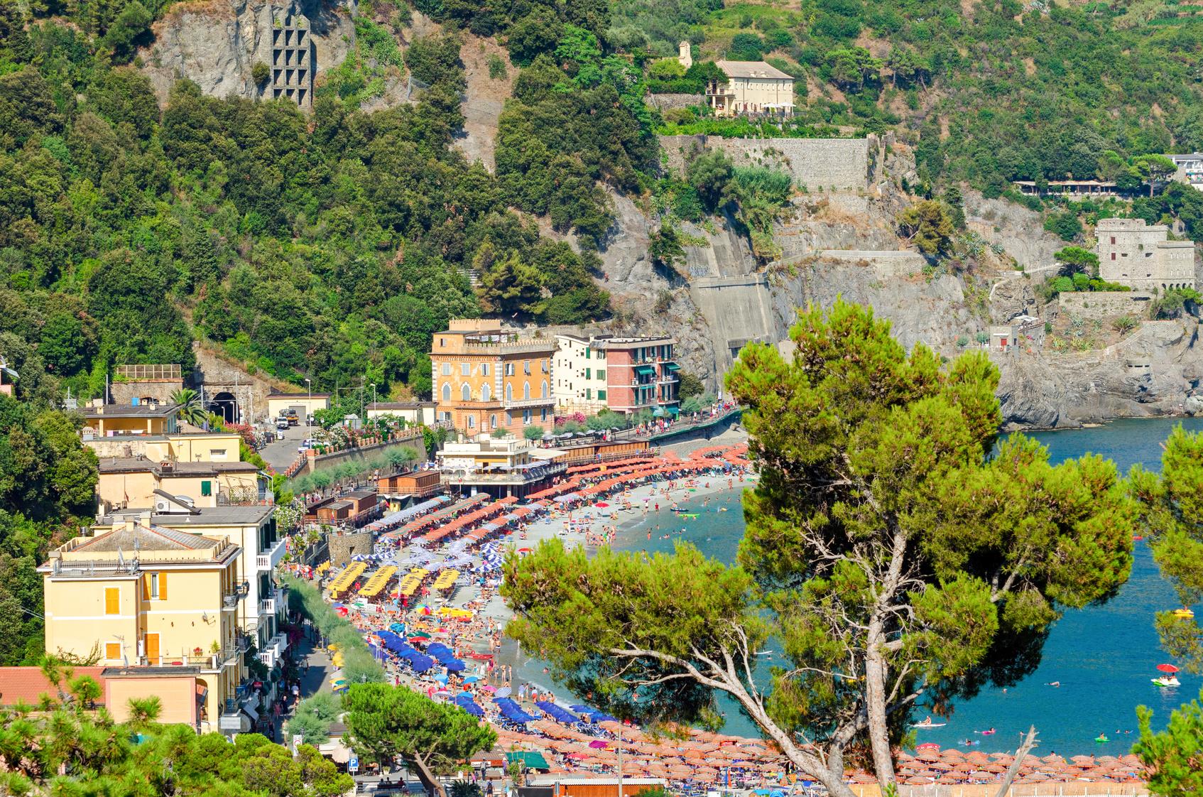 A világ legszebb tengerpartjai - Monterosso Al Mare, Olaszország