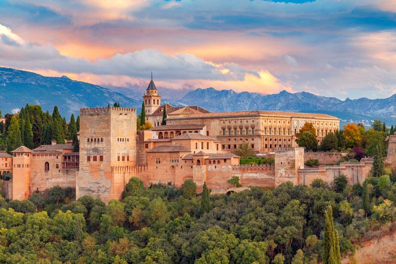 Spanyolország | Granada | Alhambra 1 - OTP Travel Utazási Iroda