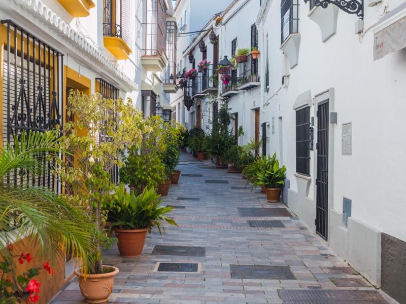 Spanyolország   Marbella   óváros - OTP Travel Utazási Iroda