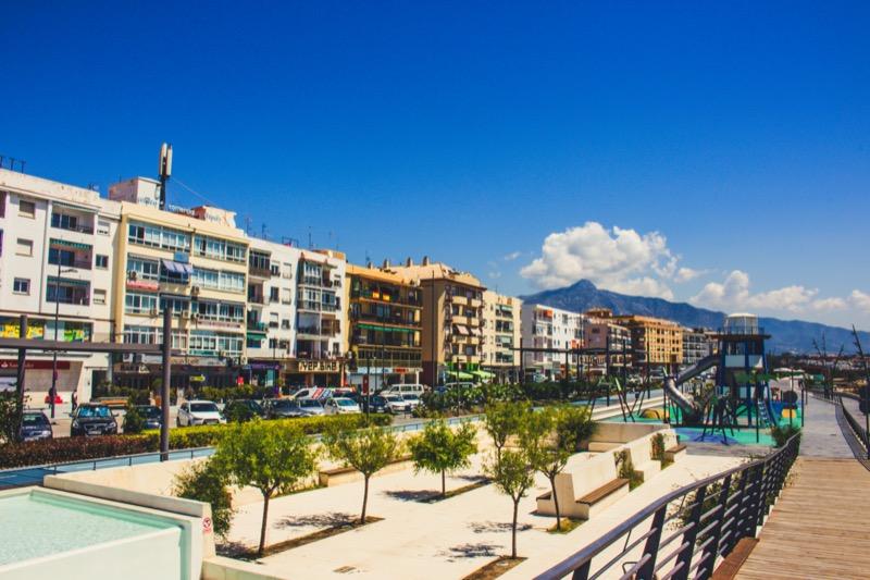 Spanyolország   Marbella   Playa de San Pedro de Alcántara - OTP Travel Utazási Iroda
