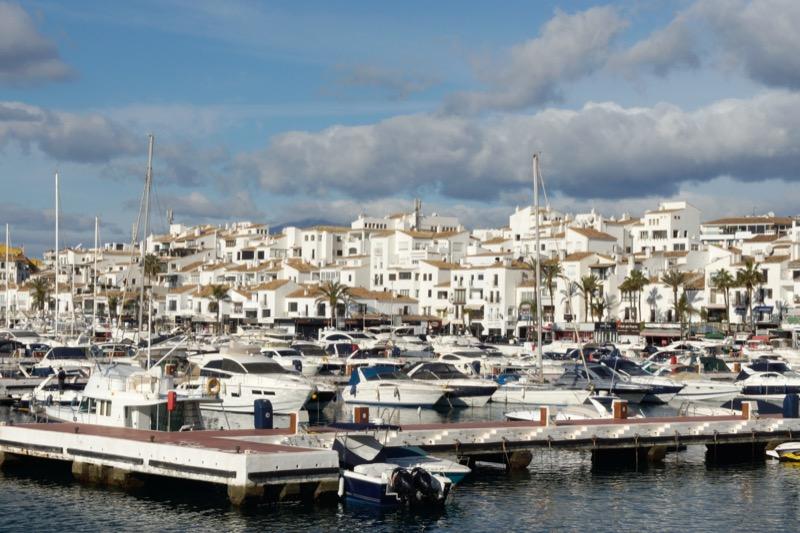 Spanyolország   Marbella   Puerto Banús - OTP Travel Utazási Iroda