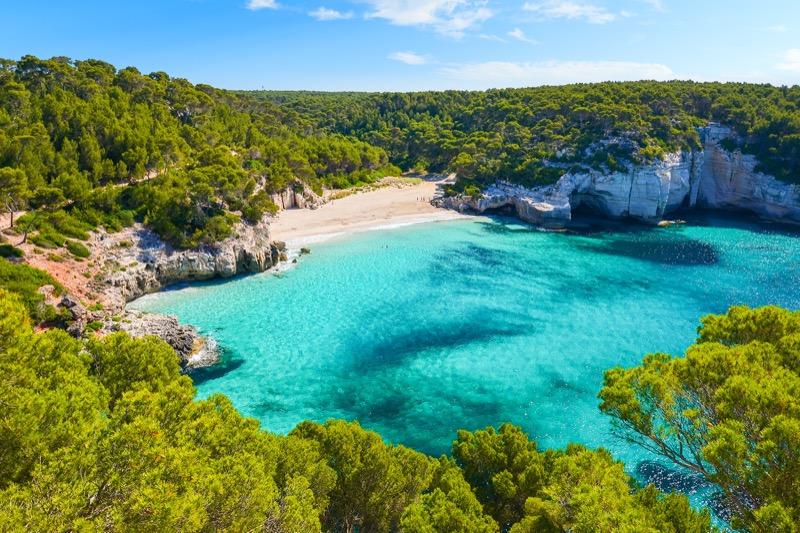 Menorca szigete védett bioszféra rezervátum. - OTP Travel Utazási Iroda