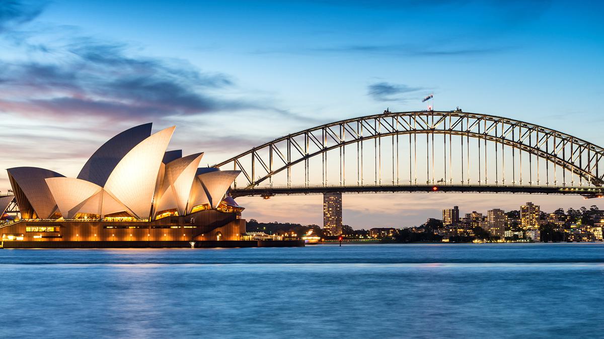 Csatlakozási oldal Ausztrália